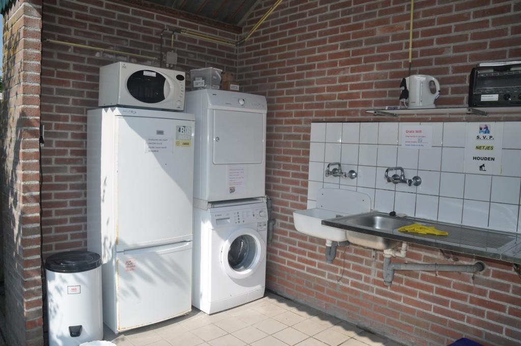 Minicamping dorpszicht thomik - Toiletten versieren ...